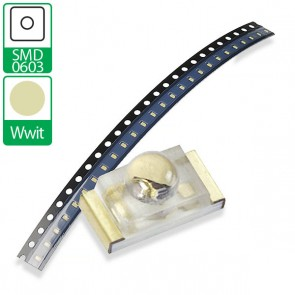 Warm Witte SMD 0603 LED