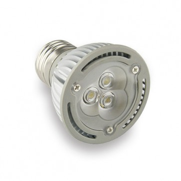 E27 3x 2W Pro LED Spot (warm wit)