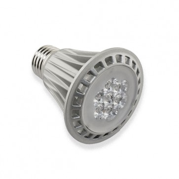Dimbare E27 8W Pro LED Spot (warm wit)