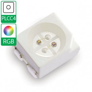 Full color PLCC4 SMD LED