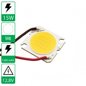 15 Watt COB power LED wit 4000K