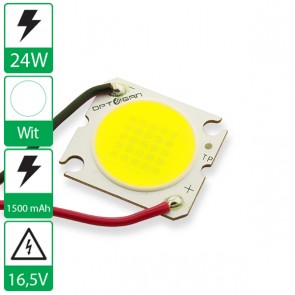 24 Watt COB power LED wit 6500K