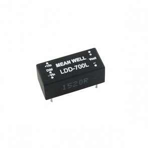 700mA Power LED Aansturing (dimbaar)