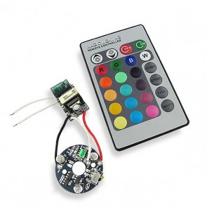 RGB IR Power LED Aansturing