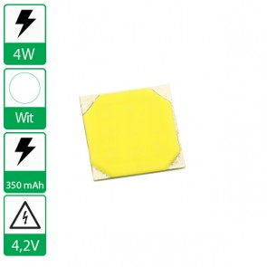 4 Watt COB power LED wit 6500K