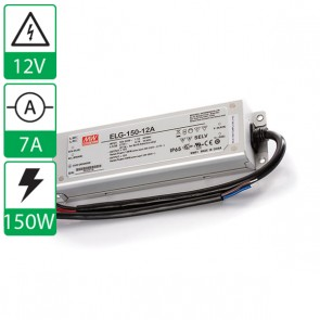 12V 7A 150W Mean well voeding ELG-150-12