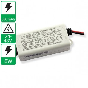 350mA 11-23V 8W Mean well voeding APC-8-350