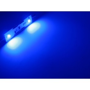 2Watt power LED strip blauw