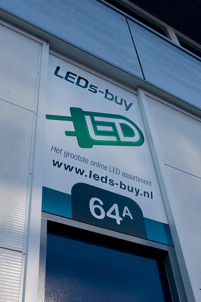 LEDs-buy-nieuwe-pand