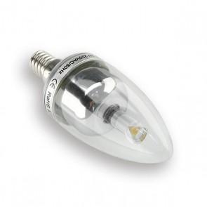 E14 3W Pro LED Spot (warm wit) dimbaar