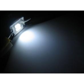 Waterdichte witte LED strip 2,7 cm 12 V 1 Hyperflux LED