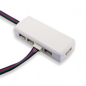 Splitter tbv RGB trapverlichting 30-60-120cm