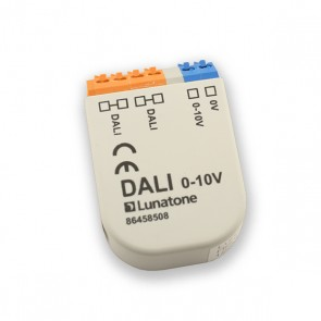 Lunatone DALI naar 0-10V PWM converter