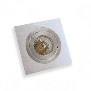 MR16/GU5.3 vierkant plafond armatuur kantelbaar