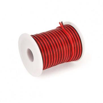 1m Kabel 2x 0,50mm2