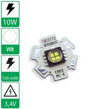 XLamp MC-E LED 10 watt witte LED