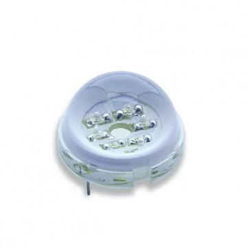 Groene LED 25 graden 20mm