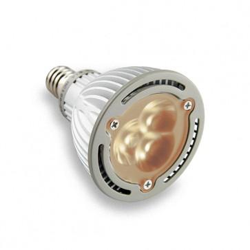 E14 1W Pro LED Spot (oranje)