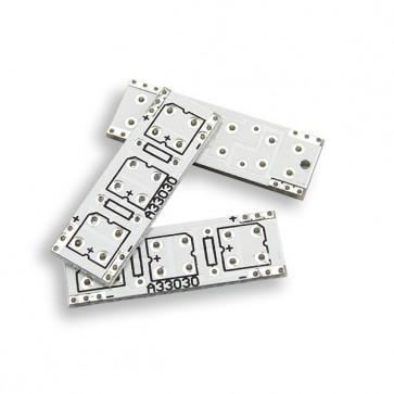 3,7cm LED Strip Print 3 Hyperflux LEDs