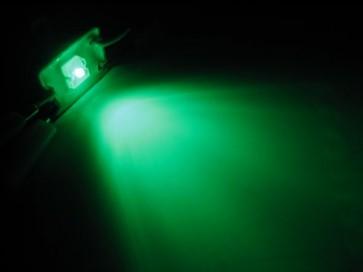 Waterdichte groene LED strip 2,7 cm 12 V 1 Hyperflux LED