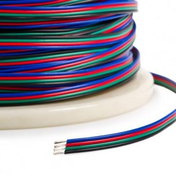 1m Kabel RGB 4 aderig