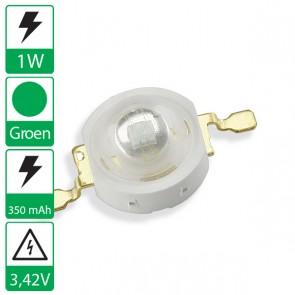 1 watt Groene Edison opto LED emitter
