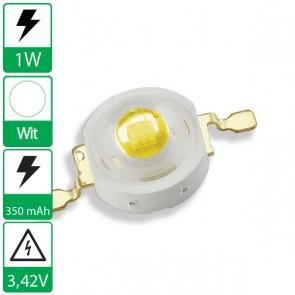 1 watt Witte Edison opto LED emitter