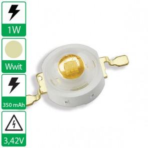 1 watt Warm Witte Edison opto LED emitter