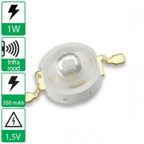 1 watt IR POWER LED 940nm