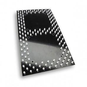 30cm Segment display Wit