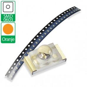 Oranje SMD 0603 LED
