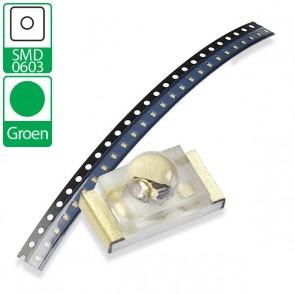Groene SMD 0603 LED