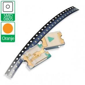 Oranje SMD 0805 LED