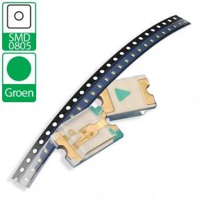 Groene SMD 0805 LED