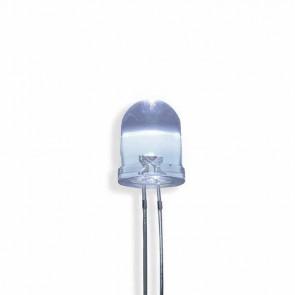 Witte LED 25 graden 10mm
