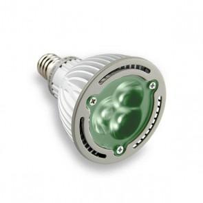 E14 1W Pro LED Spot (groen)