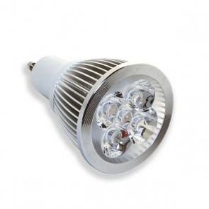 E27 5W Pro LED Spot 3000K dimbaar