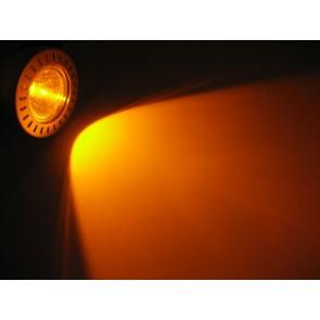 MR16 1W Pro LED Spot (oranje)