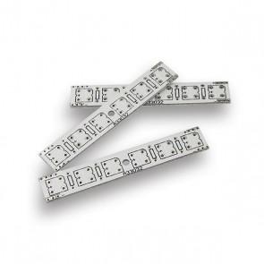 7,5cm LED Strip Print 6 Hyperflux LEDs