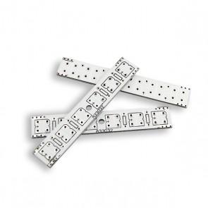 7,5cm LED Strip Print 3 Hyperflux LEDs