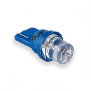 T10 Concave LED Vervanger (blauw) 2 stuks