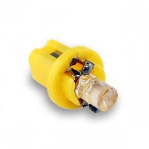 B8.5D LED Vervanger (oranje) plat