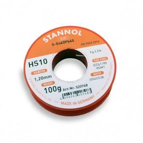 Stannol Tin 1,20mm 100gr
