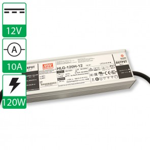12V 10A 120W Mean well voeding HLG-120H-12