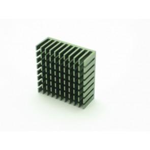 Koelblok 35 x 35 x 14 mm.