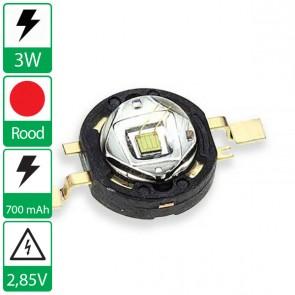 3 watt Rode Edison opto LED emitter